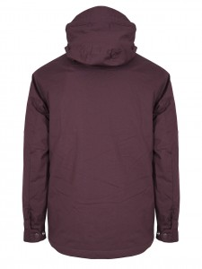 TRIP JACKET GIUBBINO BORDEAUX