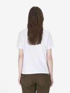 MCQ LOGO T-SHIRT PARADISE WHITE
