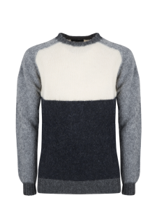 WOOL KNIT FIRECRAKER CREAM