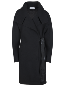 CAPPOTTO DONNA NAOMI Oversized Wool black
