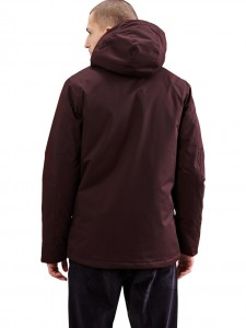 CORNELL JACKET RED WINE