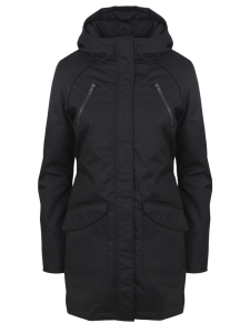 ELVINE KATE PARKA BLACK