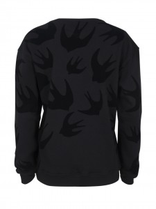 CLASSIC SWEATSHIRT DARKEST BLACK