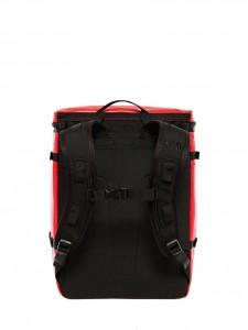 ZAINO BASE CAMP FUSE BOX RED