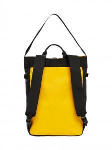 ZAINO TOTE BAG BASE CAMP yellow