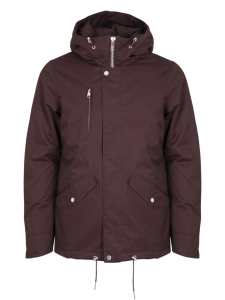 CORNELL JACKET BORDEAUX