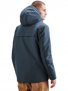 ELVINE MORTEN JACKET DUSTY BLUE