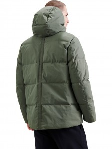 GEORGE PARKA JACKET BLUE