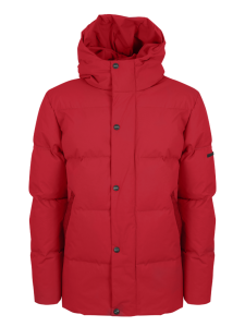 ELVINE BRUNO JACKET RED