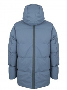 ELVINE BRUNO JACKET BLUE GREY