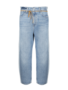 Barrel Knock Out Jeans blue
