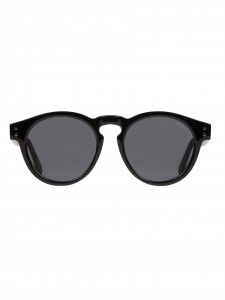 KOMONO CLEMENT SUNGLASSES ACETATE BLACK TORTOISE