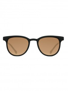 KOMONO FRANCIS METAL SERIES SUNGLASSES BLACK