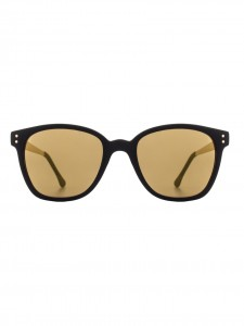 KOMONO RENEE SUNGLASSES METAL SERIES BLACK GOLD