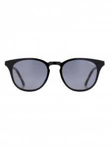 KOMONO BEAUMONT SUNGLASSES BLACK TORTOISE