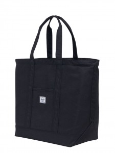 BAMFIELD MID SHOPPER BLACK