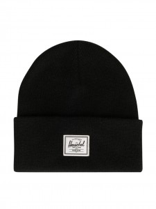 ELMER BEANIE HEATHER BLACK