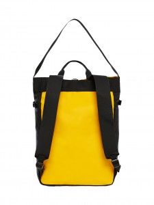 BASE CAMP TOTE BAG BACKPACK YELLOW