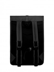 Rains 1316 Rolltop rusk sack black