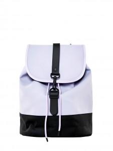 Rains 1293 Drawstring backpack lavander