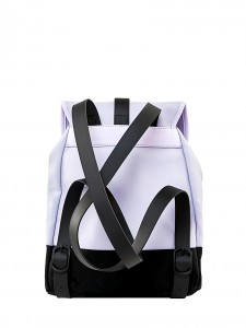 Rains 1293 Drawstring backpack lavander