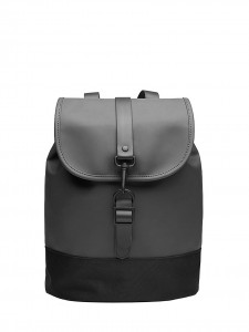 Rains 1293 Drawstring backpack black