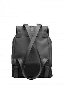 Rains 1293 Drawstring backpack black