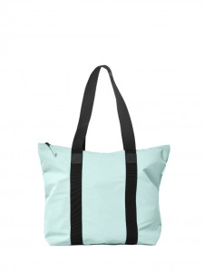 Rains 1225 Tote bag rush dusty mint