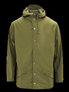 Rains 1201 jacket sage