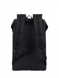 RETREAT JEANS BACKPACK BLACK / BLACK