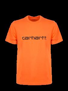 CARHARTT S/S SCRIPT T-SHIRT BASIC WHITE BLACK