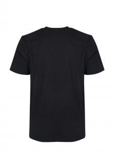 CARHARTT S/S COLLEGE T-SHIRT BASIC BLACK WHITE