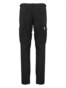 CARHARTT AVIATION PANTALONI CARGO BLACK