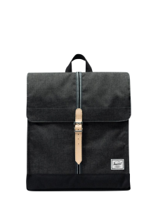 CITY MID-VOLUME BLACK CROSSHATCH/B