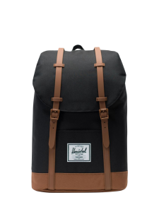 RETREAT BLACK/SADDLE BROWN