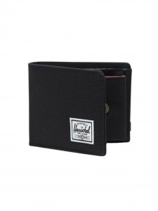 ROY + COIN RFID BLACK