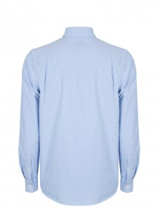 TED SHIRT OXFORD LIGHT BLUE