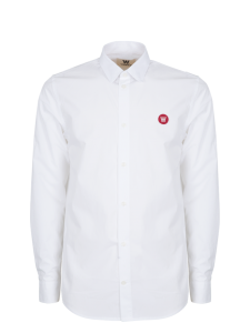 KAY SHIRT CRISY POPLIN BRIGHT WHITE