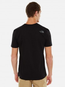the north face. M EASY TEE TNF BLACK 17c86b1271b4