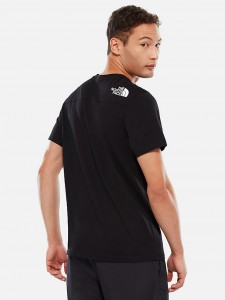 THE NORTH FACE LIGHT TEE BLACK