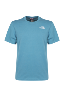 THE NORTH FACE RED BOX TEE STORM BLUE