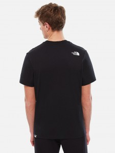 THE NORTH FACE NSE TEE BLACK