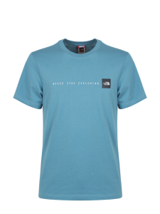 THE NORTH FACE NSE TEE STORM BLUE