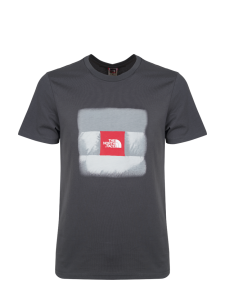 THE NORTH FACE CELL EASY TEE ASPHALT GREY