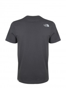 M CELL EASY TEE ASPHALT GREY