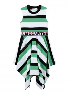 Vestito mini-me stripe