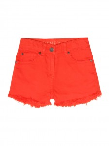 Shorts parrot red
