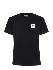 WW BOX T-SHIRT BLACK