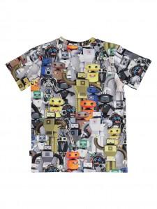 Ralphie T-shirt Robots