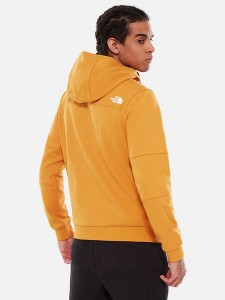 THE NORTH FACE FINE HZ HD CITRINE YELLOW